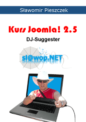 Okładka ebooka Kurs Joomla! 2.5. DJ-Suggester