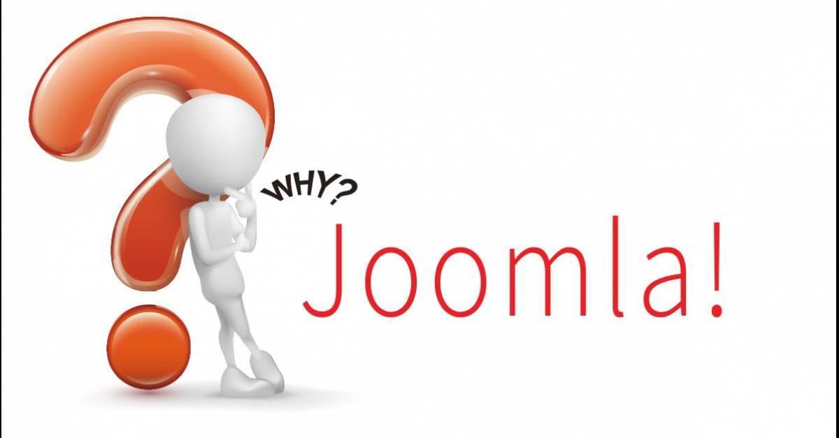 Dlaczego Joomla!?