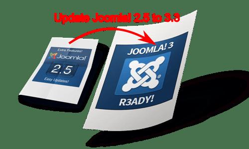 Jak zaktualizować Joomla! 2.5 do Joomla! 3.x?