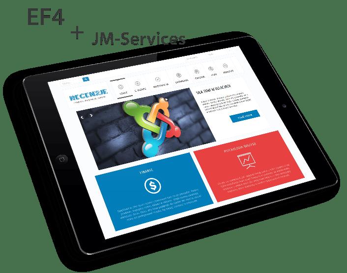 Jak nie dotykając kodu, stworzyć własny szablon dla Joomla!? EF4 cz.3