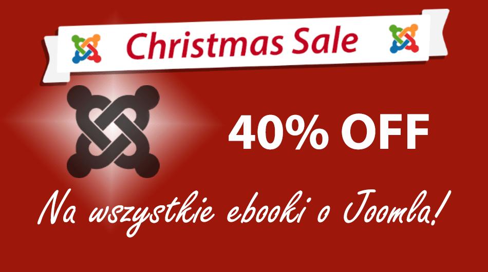 Świąteczna promocja na wszystkie e-booki