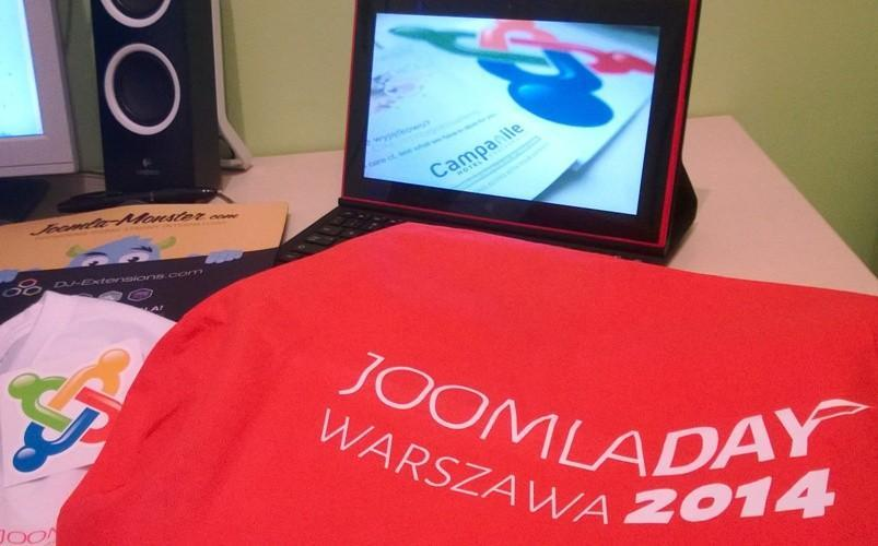 Joomla Day! Poland 2014 - nauka, ludzie, emocje!
