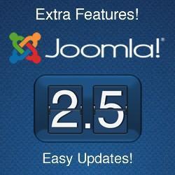 Aktualizacja Joomla! 2.5