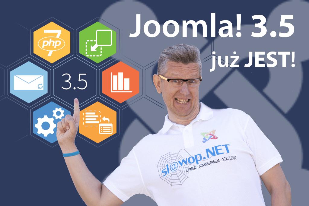 Co nowego w Joomla! 3.5?